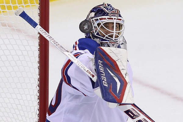 NHL: Top Five Fantasy Goalie Mock