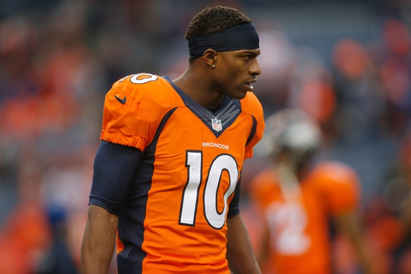 Emmanuel Sanders Likely to Miss Remainder of the Preseason