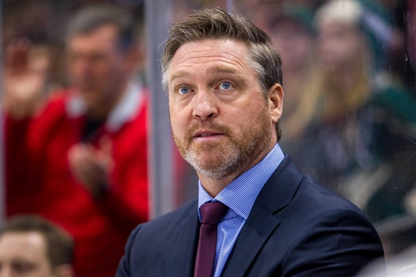 Five NHL Coaches on the Hot Seat