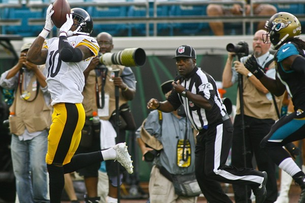 Martavis Bryant Suspended Four Games for Substance Abuse