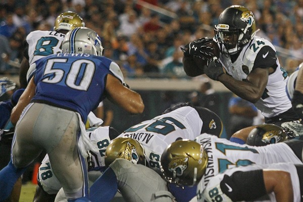 T.J. Yeldon Starts, Works Exclusively With First-Team Offense