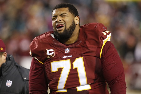 Redskins Sign Trent Williams to Massive Extension