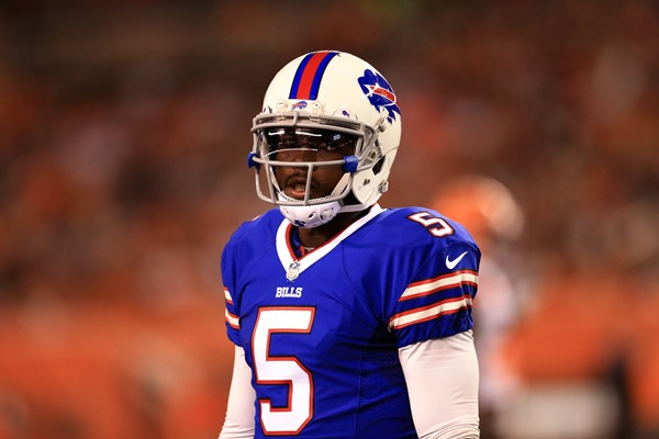 Report: Buffalo Bills to Name Tyrod Taylor Starting Quarterback