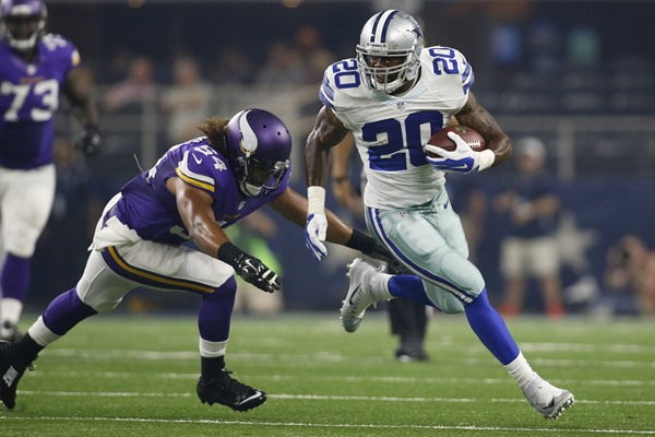 Report: Darren McFadden Expected to be Cowboys Lead Back