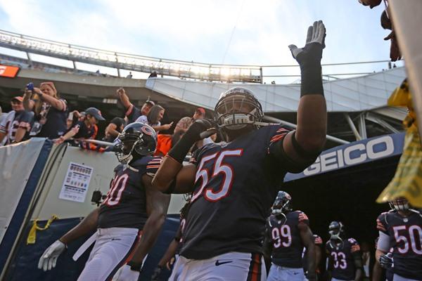 Former Chicago Bears LB Lance Briggs Announces Retirement