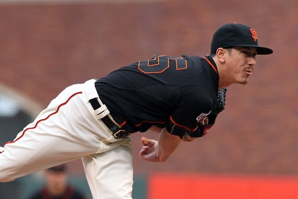 Tim Lincecum Undergoes Season-Ending Hip Surgery