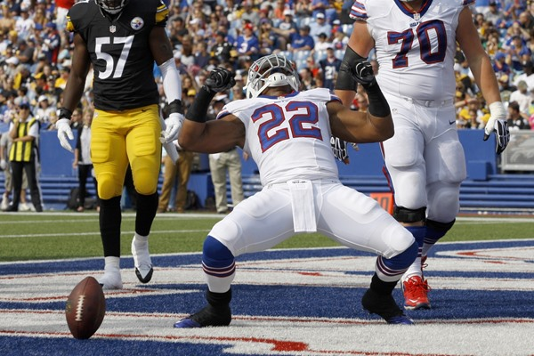 Fred Jackson Signs with Seattle Seahawks