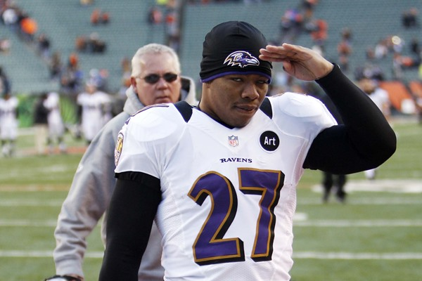 Ravens Need Ray Rice to Upset Broncos