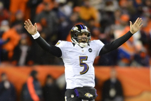Joe Flacco Outplays Peyton Manning, Makes Return Trip to AFC Championship Game