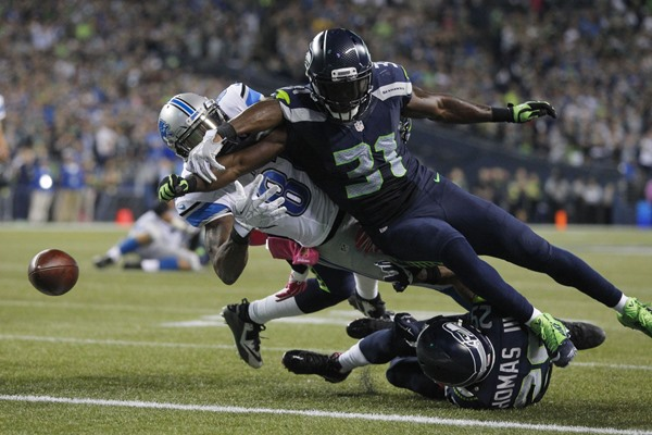 Seahawks Beat Lions After Controversial Non-Call