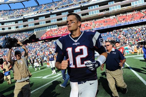 Fantasy Football Slant: Ranking the Quarterbacks, Week 5 Edition