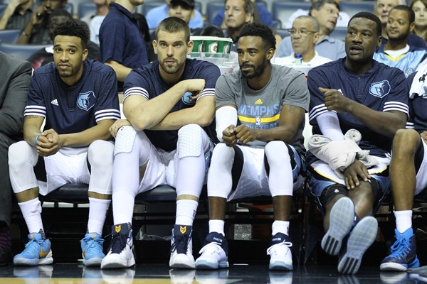 NBA Preview: Memphis Grizzlies
