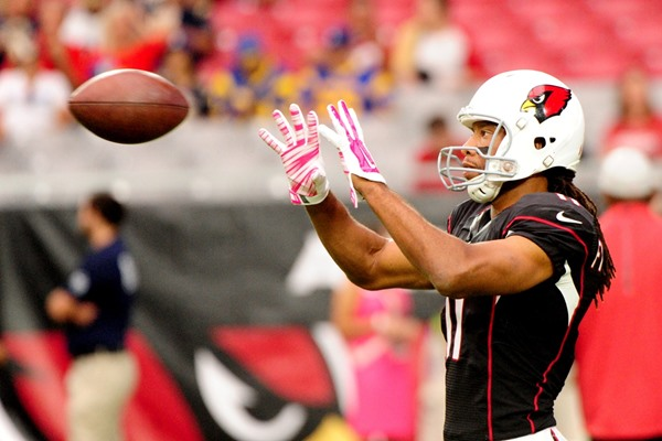 Fantasy Football Slant: Ranking the Wide Receivers, Week 5 Edition