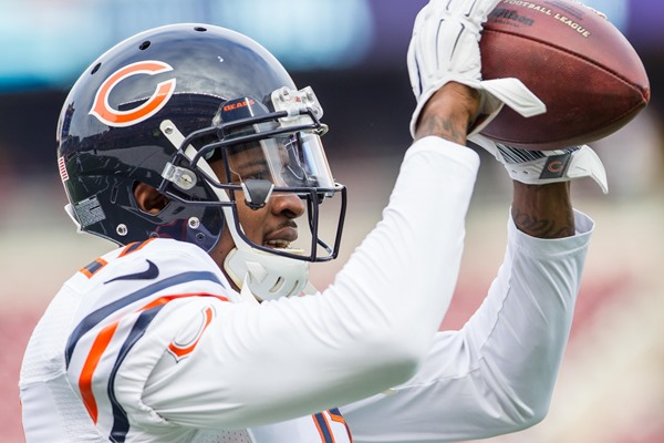 Alshon Jeffery Misses Practice on Friday, Questionable for Week 5