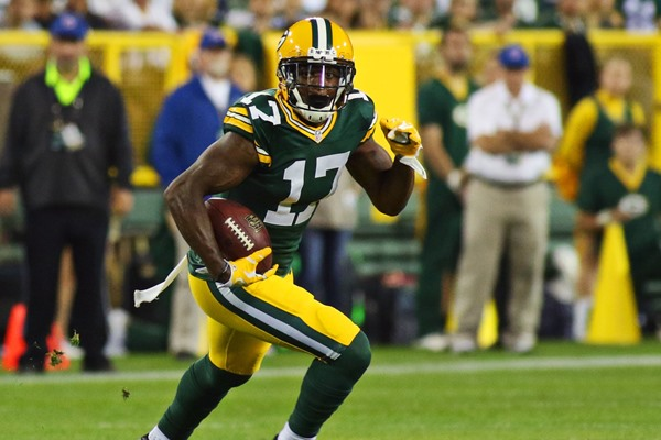 "Davante Adams Downgraded to ""Doubtful"" for Week 5"