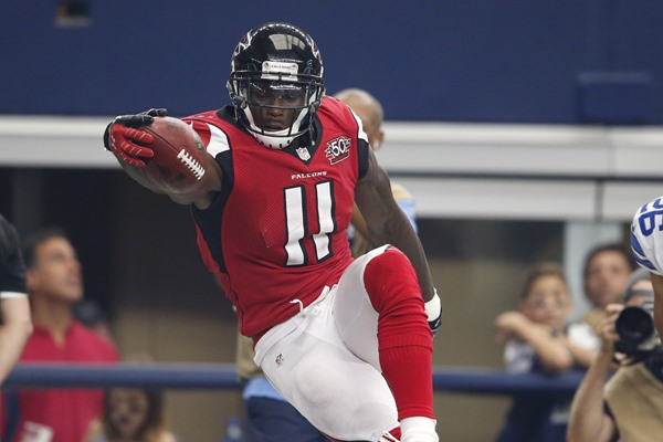 Julio Jones' Status for Thursday Now Uncertain