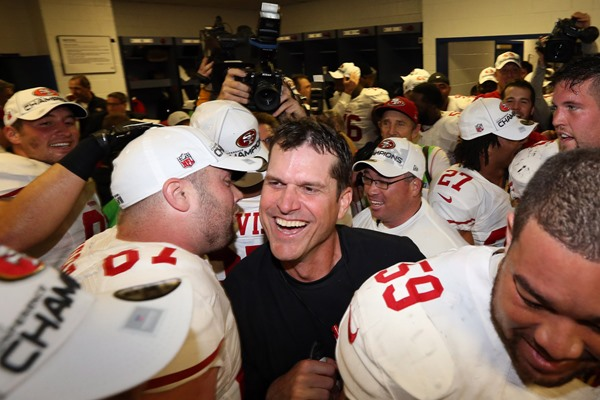 San Francisco 49ers Earn Super Bowl Berth Following Unlikely Victory
