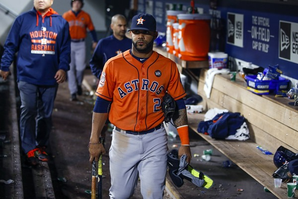 Brewers Acquire Jonathan Villar From the Astros