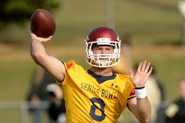 2013 Senior Bowl: Ranking the Quarterbacks