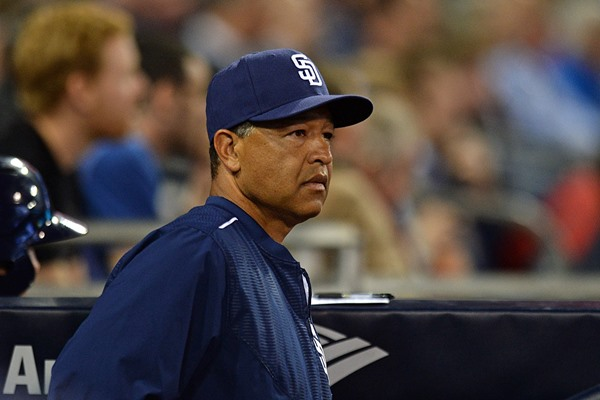 Los Angeles Dodgers Name Dave Roberts Manager