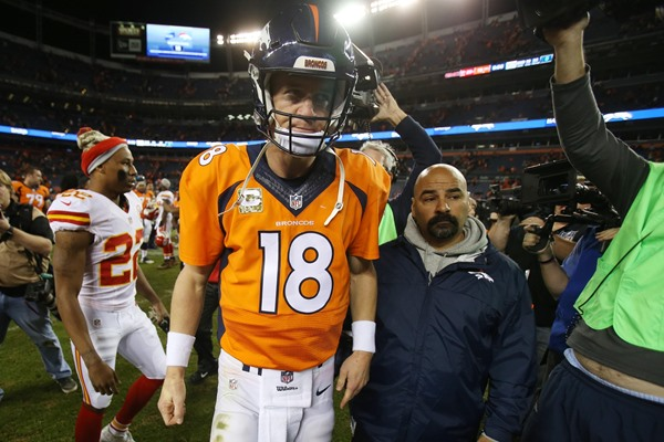 Peyton Manning Expected to Miss At Least the Next Two Games