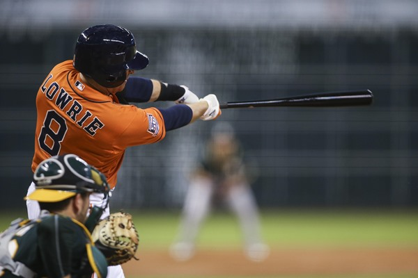 A's Acquire Jed Lowrie from the Houston Astros