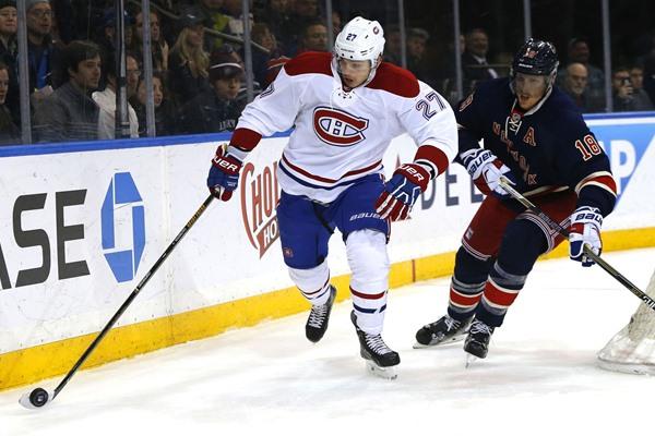 Daily FanDuel Fantasy Hockey Picks: November 28, 2015