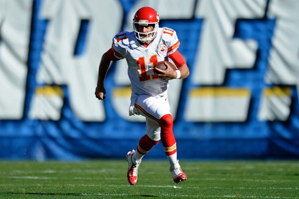 Previewing  AFC West's Week 12 Action