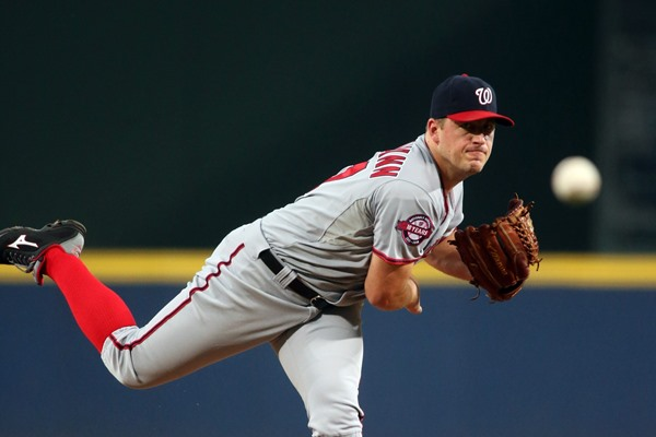 Report: Tigers Sign Jordan Zimmermann to Five-Year, $110 Million Contract