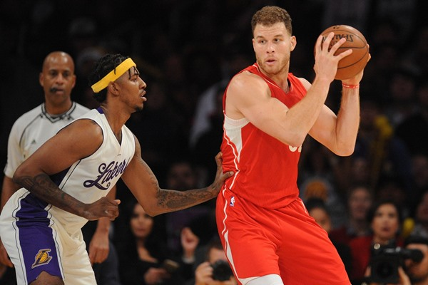 Clippers Suspend Blake Griffin Four Games