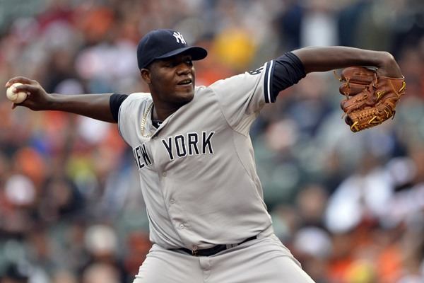 Michael Pineda Aims to Throw 200-plus Innings in 2016