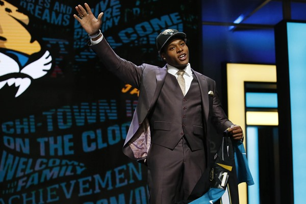2016 NFL Draft: Day 1 Winners