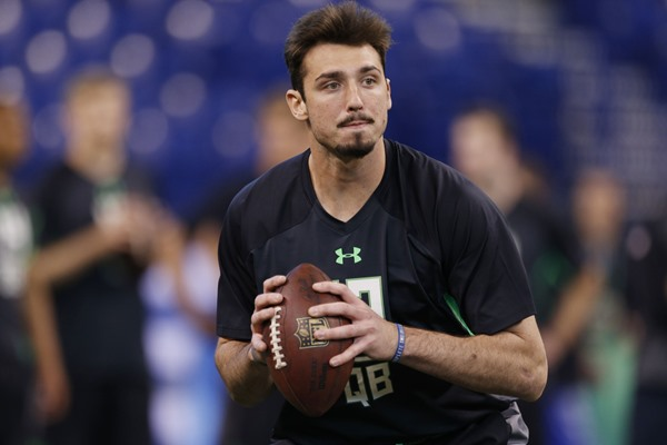Fantasy Football Slant: Paxton Lynch to the Denver Broncos