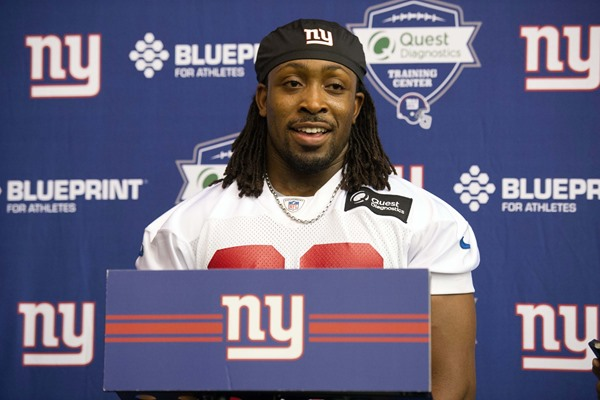 Fantasy Football Slant: Paul Perkins to the New York Giants