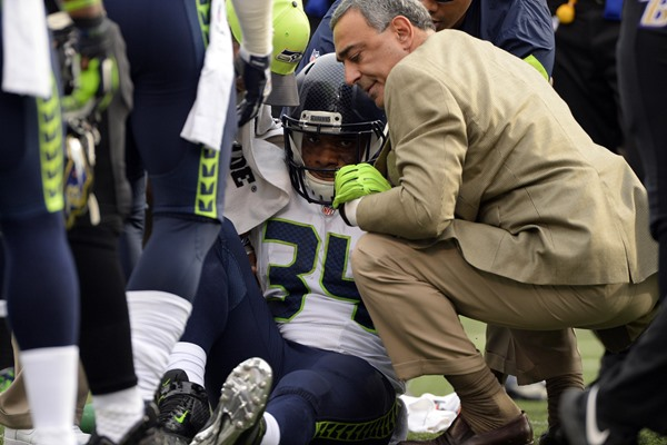 Seahawks Don't Expect Thomas Rawls to Play in the Preseason