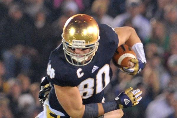 2013 NFL Draft Scouting Report: Tyler Eifert