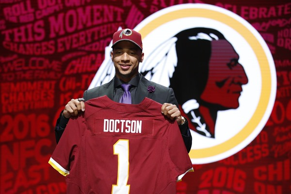 Fantasy Football Slant: Josh Doctson to the Washington Redskins