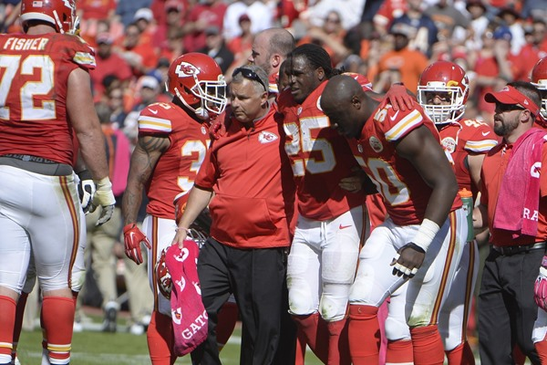 Fantasy Slant: Jamaal Charles Likely to Miss the Start of Training Camp