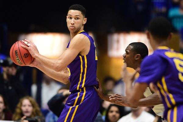 Philadelphia 76ers Select Ben Simmons with First Overall Pick