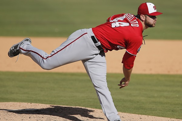 Nationals P Lucas Giolito to Make MLB Debut on Tuesday