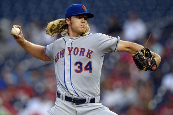 Noah Syndergaard Reportedly Pitching Through Bone Spur