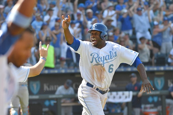Royals Place Lorenzo Cain on 15-Day Disabled List