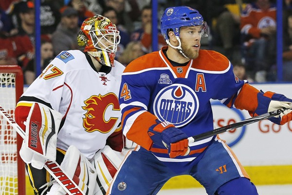 Devils Acquire Taylor Hall from Oilers for Adam Larsson