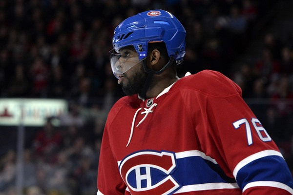 Canadiens, Predators Swap Big Name Blueliners