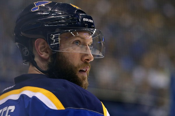 Bruins, David Backes Agree on Five Year Deal