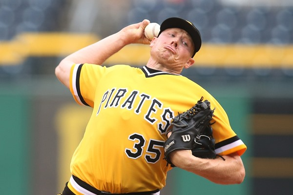 Pirates Trade CP Mark Melancon to Nationals in Three-Player Deal