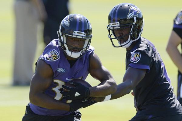 Baltimore Ravens Release Trent Richardson