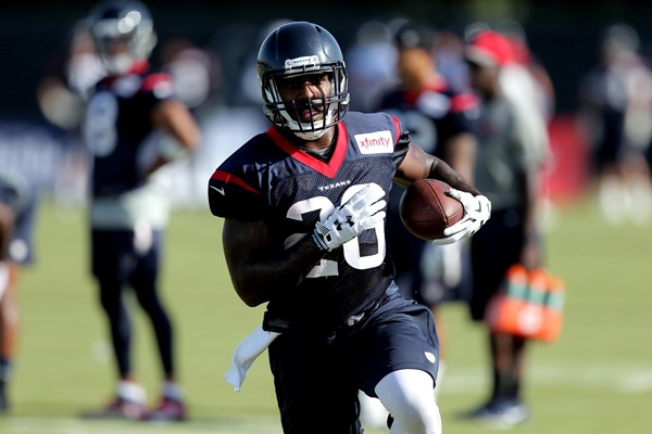 Houston Texans 2016 Fantasy Football Preview