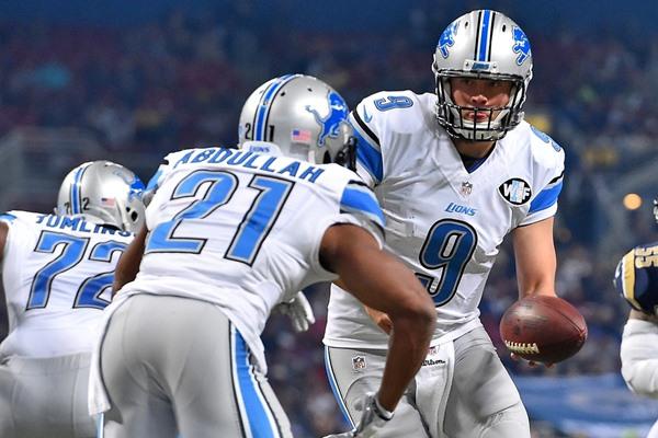 Detroit Lions 2016 Fantasy Football Preview