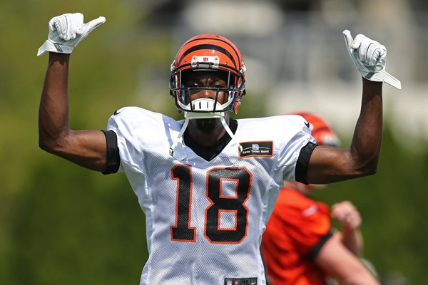 Fantasy Football 2016: Ranking the Top 50 Wide Receivers (PPR)